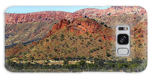 Western Macdonnell Ranges Galaxy Case by Paul Svensen