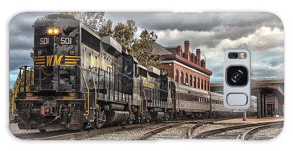 Western Maryland Scenic Railroad Galaxy Case