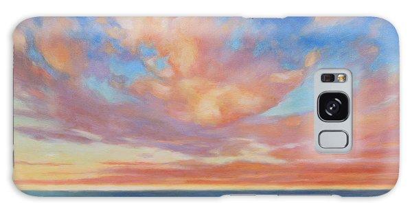 Western Skys Galaxy Case by Andrew Danielsen