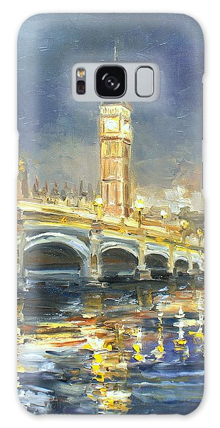 Westminster Bridge Galaxy Case