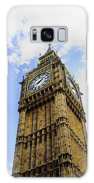 Westminster Clock Tower II Galaxy Case