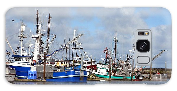 Westport Fishing Boats 2 Galaxy Case