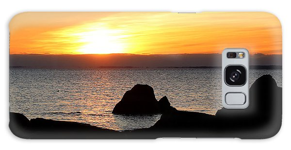 Westport Massachusetts Sunrise Galaxy Case
