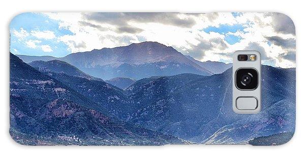 Westside Colorado Springs Galaxy Case