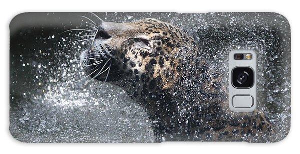 Wet Jaguar  Galaxy Case