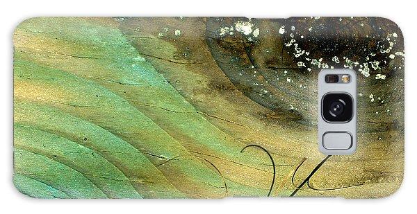 Whale Eye Galaxy Case by Michael Cinnamond