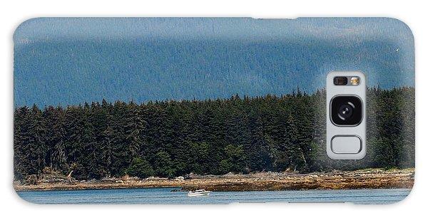 Whales In Alaska Galaxy Case