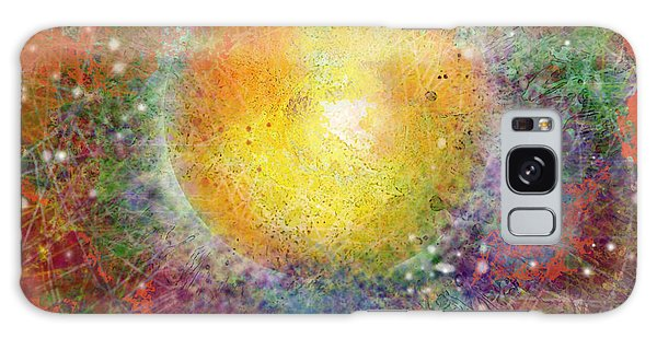 What Kind Of Sun Viii Galaxy Case by Carol Jacobs