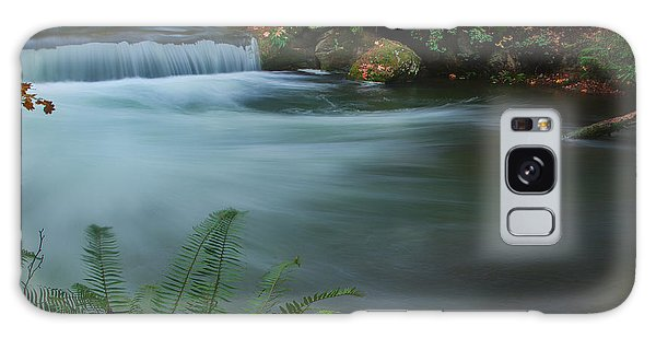 Whatcom Falls Park Galaxy Case
