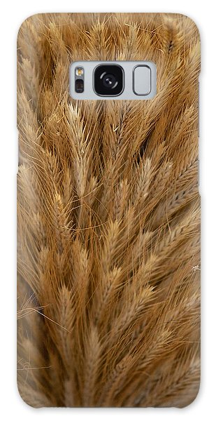 Wheat Galaxy Case by Andre Faubert