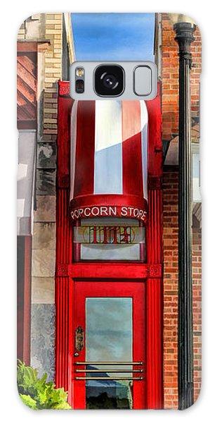 Wheaton Little Popcorn Shop Panorama Galaxy Case