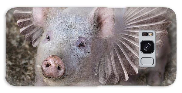 When Pigs Fly Galaxy Case