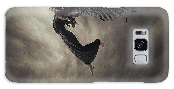 Creative Galaxy Case - When The Angel Falls by Hardibudi