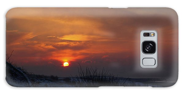 When The Sun Goes Down  Galaxy Case