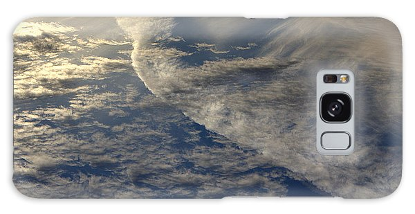 Where Sky And Ocean Meet Galaxy Case