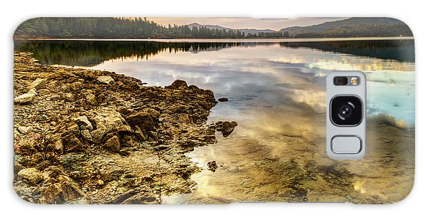 Whiskeytown Lake Reflections Galaxy Case by Randy Wood