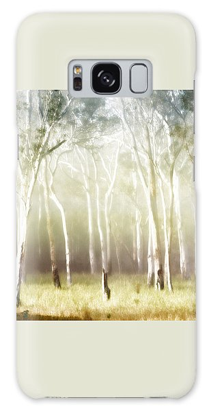 Whisper The Trees Galaxy Case by Holly Kempe
