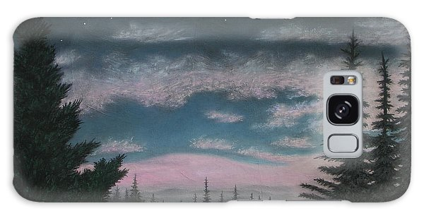 Whispering Pines 02 Galaxy Case