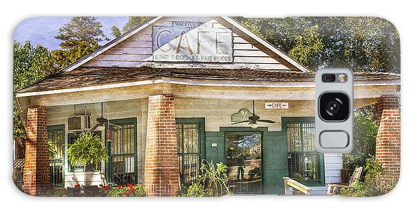 Whistle Stop Cafe Galaxy Case