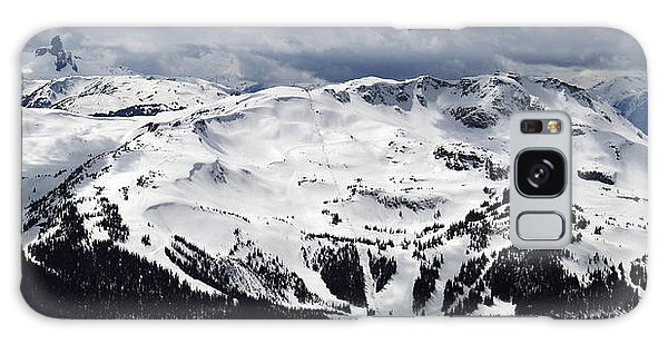 Whistler Mountain View From Blackcomb Galaxy Case