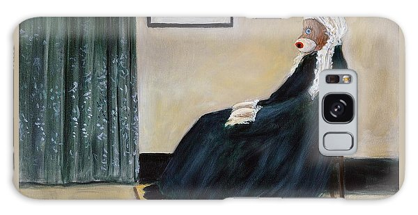Whistlin Mother Galaxy Case
