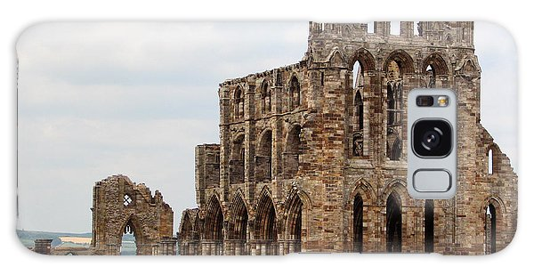 Whitby Abbey Galaxy Case