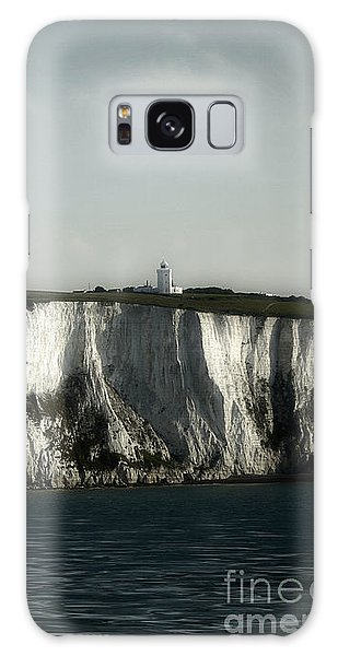 White Cliffs Of Dover Galaxy Case