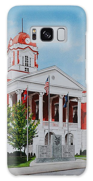 White County Courthouse - Veteran's Memorial Galaxy Case