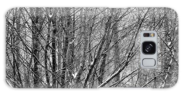 White Forest Galaxy Case