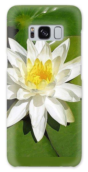 White Lotus 1 Galaxy Case