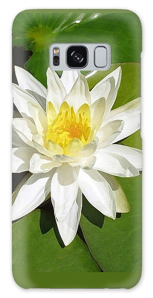 White Lotus 1 Galaxy Case
