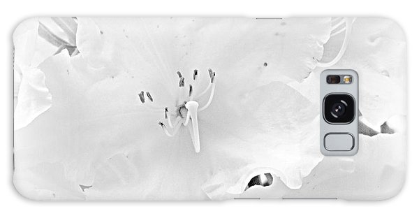 White  Rhoadie Galaxy Case