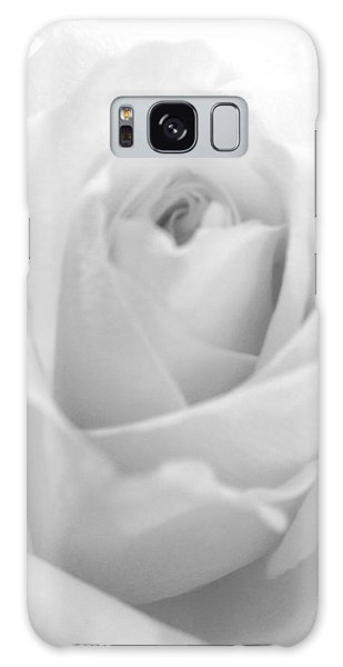 White Rose Galaxy Case