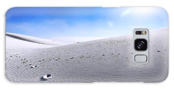 White Sands Galaxy Case