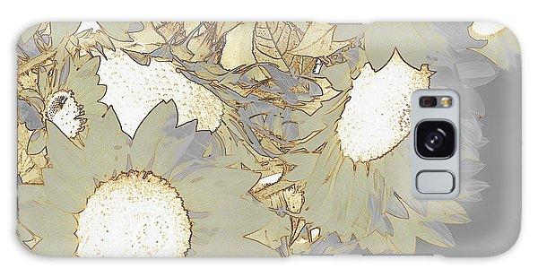 White Swan Galaxy Case by France Laliberte