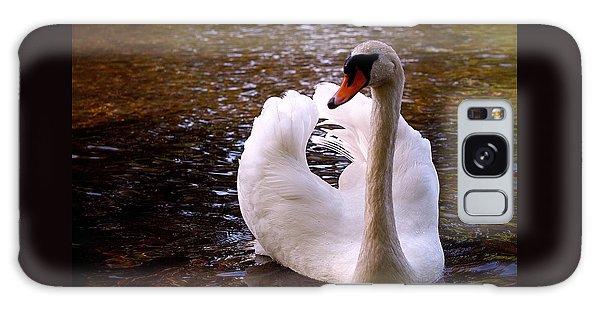 White Swan Galaxy S8 Case