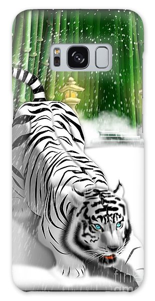 White Tiger Guardian Galaxy Case