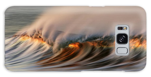 White Water Glow  Mg_0328 Galaxy Case by David Orias