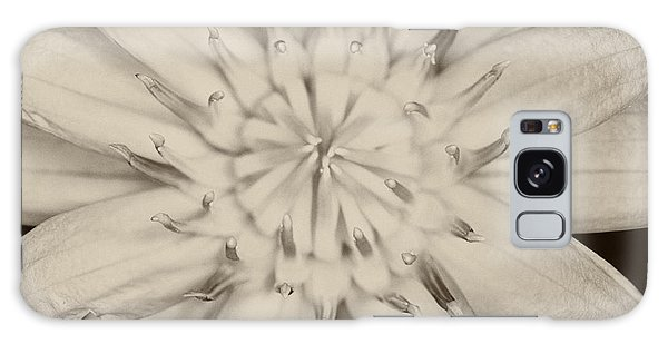 Lotus Galaxy Case by Ulrich Schade
