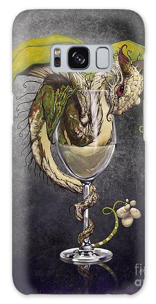 White Wine Dragon Galaxy Case