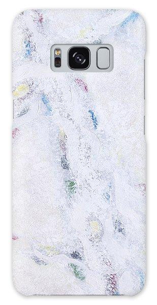 Whiteout Galaxy Case