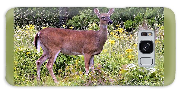 Whitetail Deer Galaxy Case