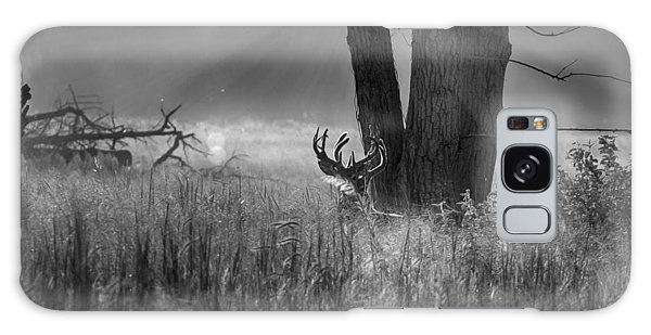 Whitetail Morning Galaxy Case