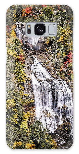 Whitewater Falls Galaxy Case