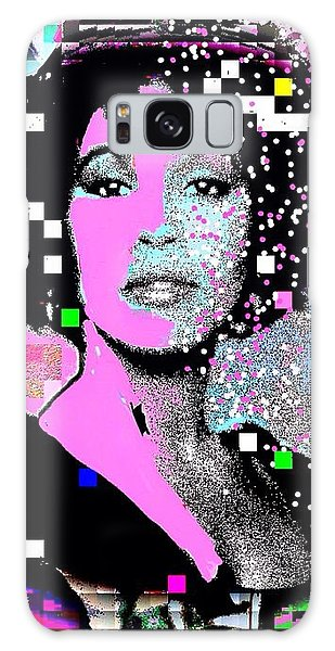 Whitney Houston Sing For Me Again 2 Galaxy Case
