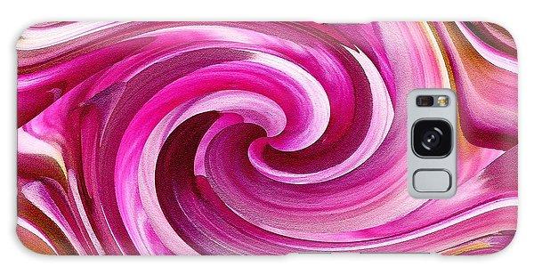 Who Dun It Twirls Galaxy Case by J McCombie