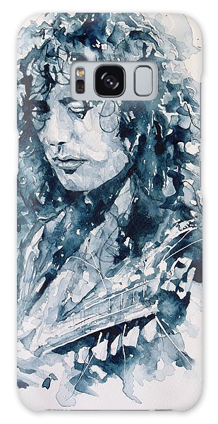 Whole Lotta Love Jimmy Page Galaxy Case