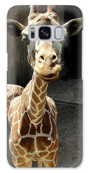 Why The Long Neck? Galaxy Case