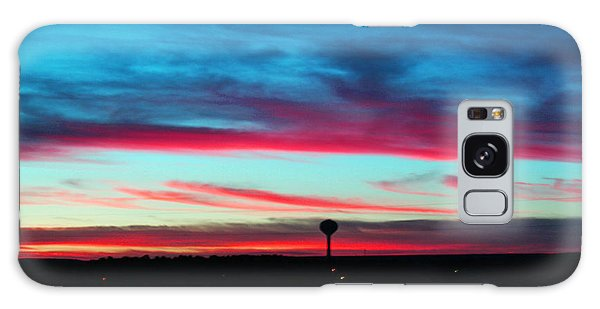 Wicked Sunset Galaxy Case