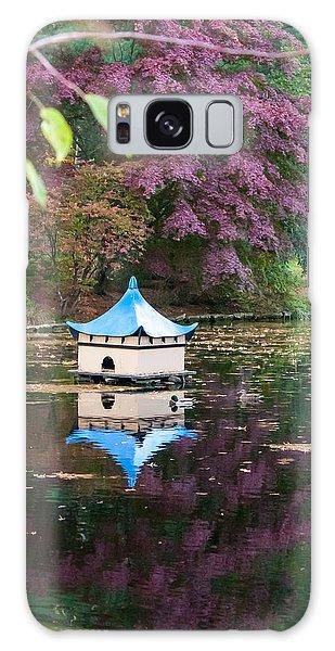 Wickham Oriental Pond Galaxy Case